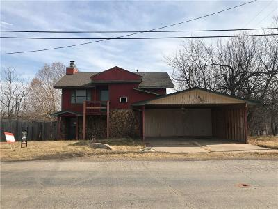 Lindsay Single Family Home For Sale: 13544 E County Road 1520