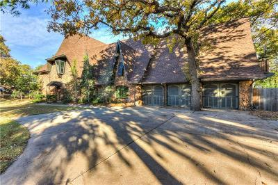 Oklahoma City Single Family Home For Sale: 8029 NW 15th Street
