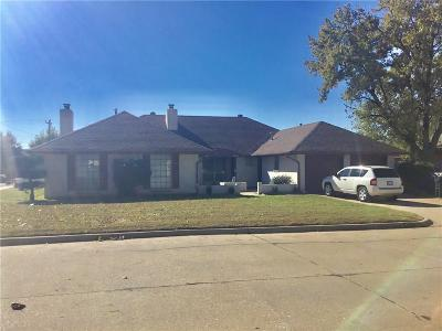Oklahoma County Multi Family Home For Sale: 4600 NW 26th Street