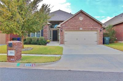 Norman Single Family Home For Sale: 3014 Carnoustie