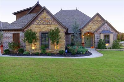 Edmond Single Family Home For Sale: 2600 Roaring Fork Trail