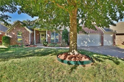 Edmond Single Family Home For Sale: 3025 Asheton Court