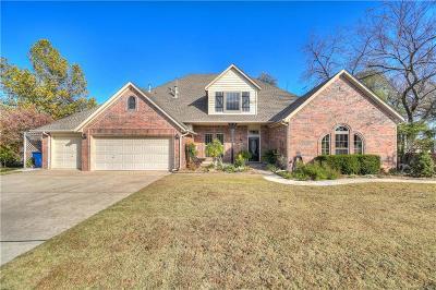 Choctaw OK Single Family Home For Sale: $375,000