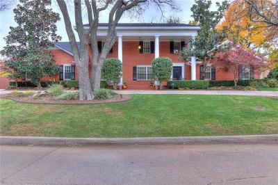 Oklahoma City Single Family Home For Sale: 3400 Partridge Road