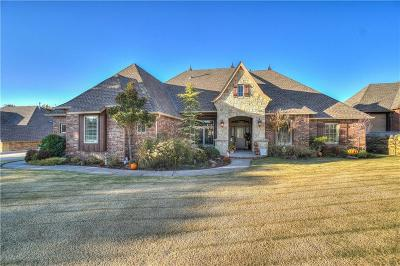 Choctaw Single Family Home For Sale: 12815 Forest Glen Drive