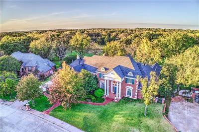 Edmond Single Family Home For Sale: 6500 Oak Forest Road