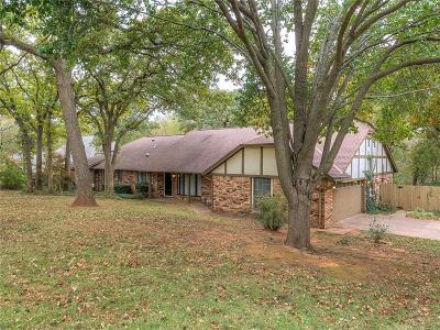 Edmond Single Family Home For Sale: 8009 Magnolia