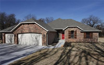 McLoud Single Family Home For Sale: 21501 90th