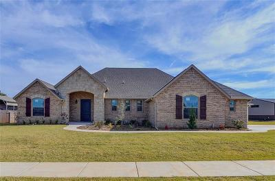 Tuttle Single Family Home For Sale: 406 Windsor