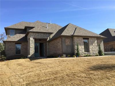 Edmond Single Family Home For Sale: 7209 Whirlwind Way