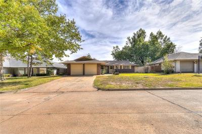 Oklahoma City Single Family Home For Sale: 4052 NW 61st St