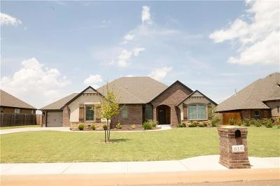 Piedmont OK Single Family Home For Sale: $299,900