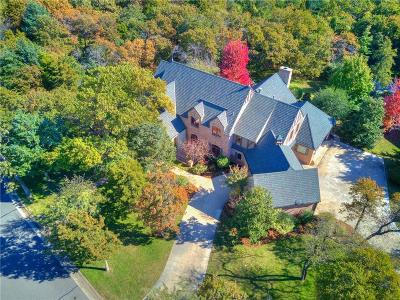Oklahoma City Single Family Home For Sale: 3900 Plum Creek Circle