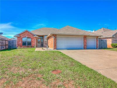 Del City Single Family Home For Sale: 4740 SE 43rd Street