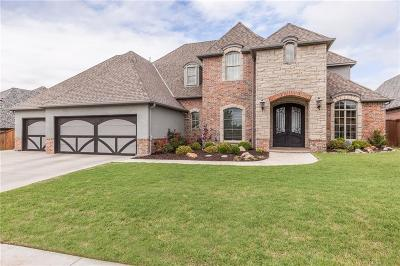Edmond Single Family Home For Sale: 3213 NW 177th
