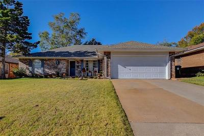 Single Family Home For Sale: 3421 Ridgehaven Drive