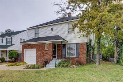Oklahoma City Single Family Home For Sale: 2637 NW 30th Street