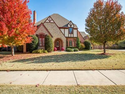 Edmond Single Family Home For Sale: 3816 Creek Bend Road