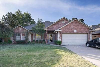Edmond Single Family Home For Sale: 2504 Pine Valley