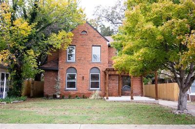 Oklahoma City Single Family Home For Sale: 725 NE 15th Street