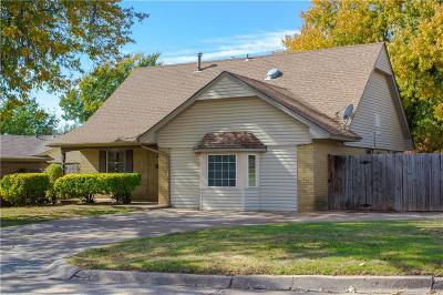 Single Family Home For Sale: 2628 Wyandotte Way