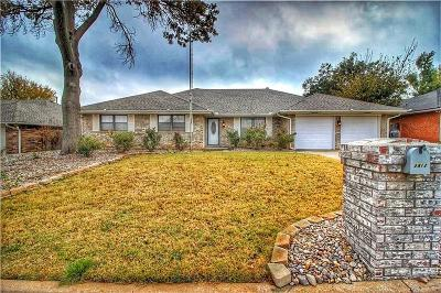 Oklahoma City Single Family Home For Sale: 2312 NW 120th Street