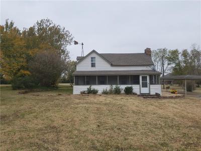 Single Family Home For Sale: 5005 N Santa Fe Avenue