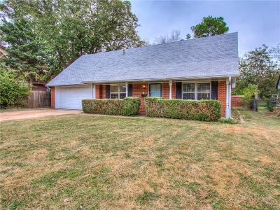 Moore Single Family Home For Sale: 112 Bellaire Drive