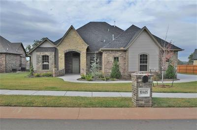 Oklahoma City Single Family Home For Sale: 10405 Cherrywood Drive