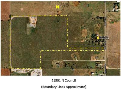 Edmond Residential Lots & Land For Sale: 21501 N Council Road