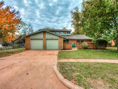 Guthrie Single Family Home For Sale: 903 Mimosa Drive