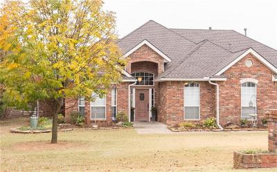Midwest City Single Family Home For Sale: 10620 NE 5th Street