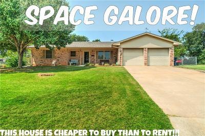 Shawnee Single Family Home For Sale: 8 Navajo Circle