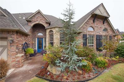 Edmond Single Family Home For Sale: 740 Belmar Drive