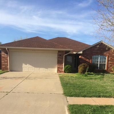 Norman Rental For Rent: 913 Shadowhill Street