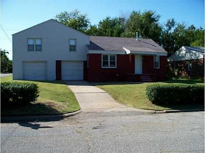 Oklahoma City Single Family Home For Sale: 1701 Elton