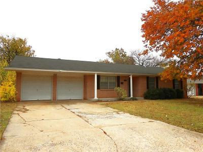 Moore Single Family Home For Sale: 2204 Ridgewood