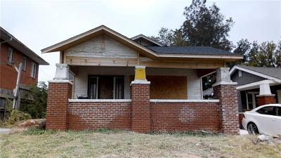 Oklahoma City Single Family Home For Sale: 322 NE 16 Street