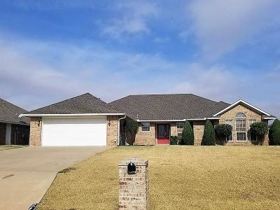Single Family Home For Sale: 517 Peacock Lane