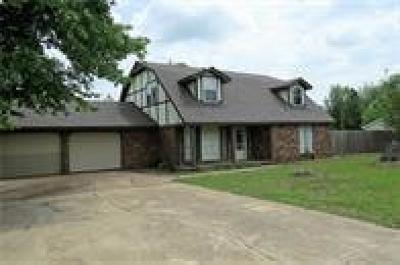Tecumseh Single Family Home For Sale: 505 S 2nd