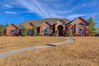 Oklahoma City OK Single Family Home For Sale: $1,650,000