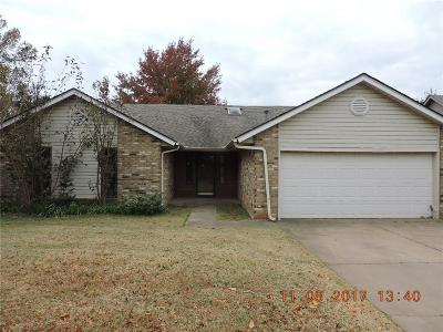 Edmond Single Family Home For Sale: 2200 Redcliff Lane