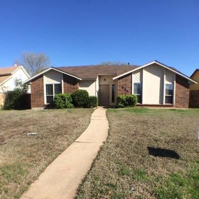 Edmond Rental For Rent: 609 NW 139th Street