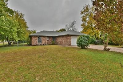 Piedmont OK Single Family Home For Sale: $145,000