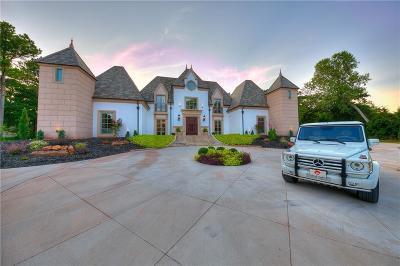 Edmond Single Family Home For Sale: 13601 High Sierra Boulevard