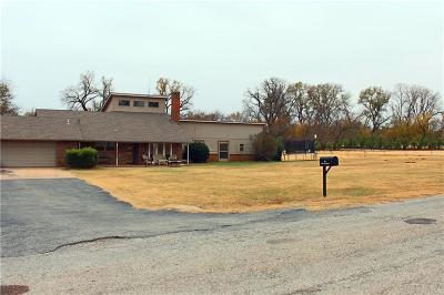 Tuttle Single Family Home For Sale: 707 Cedar Springs Drive