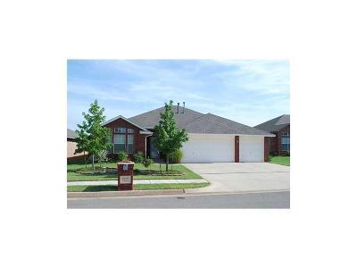 Del City Single Family Home For Sale: 5117 SE 80th Street