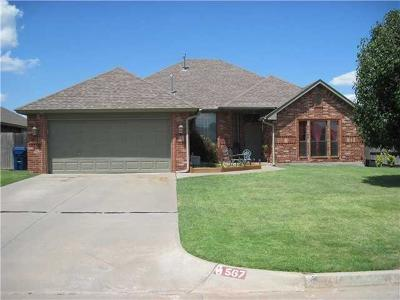 Newcastle OK Rental For Rent: $1,600