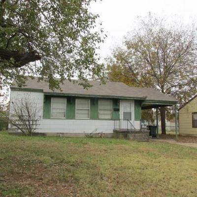 Del City Single Family Home For Sale: 3904 Pine Avenue