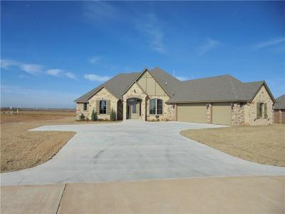 Tuttle Single Family Home For Sale: 1241 Antler Ridge